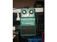 Boss Tremolo TR2 pedal