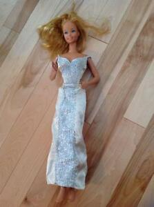 "Large Barbie - Mattel 1976 - 18"" inches high"