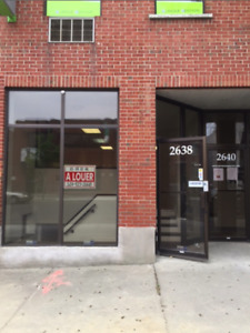 Superb Commercial space near metro Monk for rent