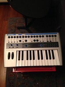 novation k station synth/synthesizer