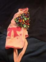 DOG TOWEL AND SCARF