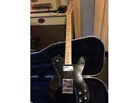 Fender '72 Telecaster Custom MIM + hardcase