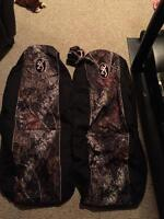 Browning Seat Covers & Steering Wheel Cover for Her.