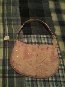 Cute little handbag and another Hannah Montana (see pic)