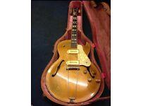 1953 Gibson ES-295 Gold