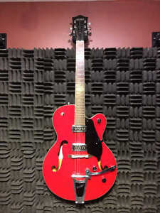 Red Electromatic gretsch 5129