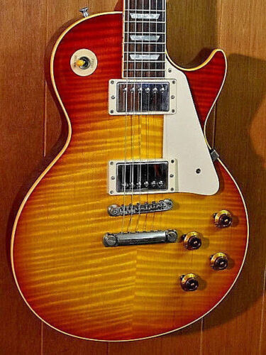 Near Mint 1999 Gibson Custom Shop 40th Anniversary 1959 Les Paul Standard '59 R9