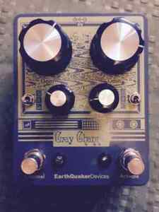 EarthQuaker Devices Gray Channel Dynamic Dirt Doubler Overdrive