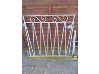 Single 3ft metal gate