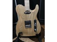 Chapman ML-3 traditional natural ash (rare) with Marshal MG30CFX amp