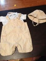 baby boys 3-6 month  prices as marked or both for $10