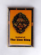 Festival of The Lion King Pin