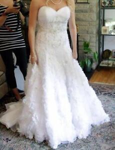 Wedding dress West Island Greater Montréal image 4