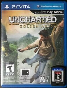 Unit 13 & Uncharted: Golden Abyss