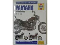 Yamaha XV V-Twins Service & repair Manual