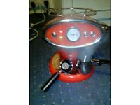 £60ono francis francis x6 coffee maker and milk steamer