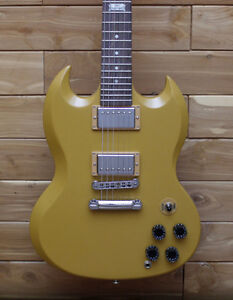 Gibson 2014 SG Special Electric Guitar Butterscotch Vintage