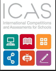 ICAS PAST PAPERS WITH ANSWERS - YEAR2, YEAR3, YEAR4