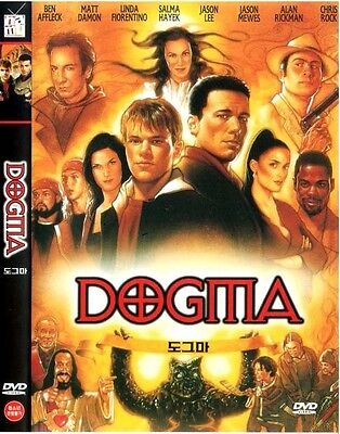 Dogma  1999  Dvd   Matt Damon  Ben Affleck  Linda Fiorent   Brand New   Sealed
