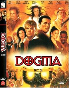 Dogma (1999) DVD / Matt Damon, Ben Affleck, Linda Fiorent / Brand New & Sealed