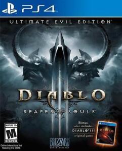 Diablo 3: Ultimate Evil Edition, à l'état impeccable!