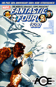 FANTASTIC FOUR #600 New Bagged