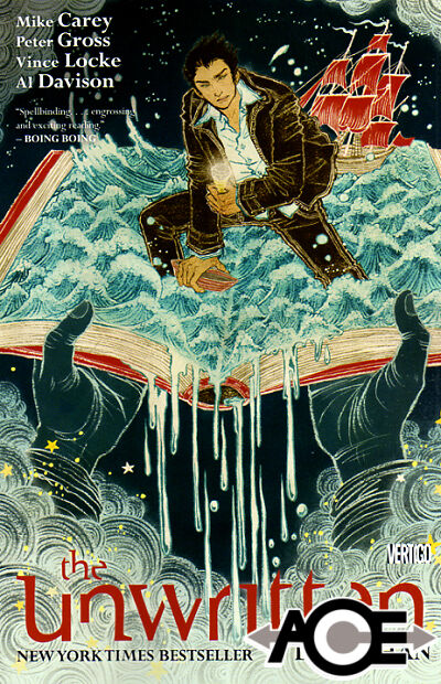 UNWRITTEN Vol 4 Leviathan Graphic Novel NEW
