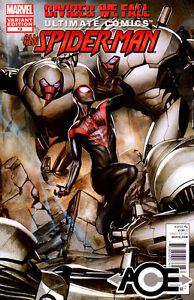 ULTIMATE COMICS SPIDER-MAN (2011) #13 Adi Granov VARIANT Cover 1:30