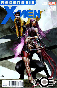 X-MEN #21 - Regenesis - New Bagged