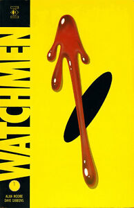 Watchmen Graphic Novel - One of Time Magazines 100 best novels