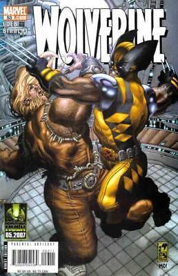 Wolverine #53A, Loeb Story, Simone Bianchi Art, NM 9.4, 1st Print, 2007