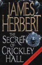 The secret of Crickley Hall by James Herbert (Paperback)