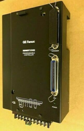 GE FANUC  IC630PWR310A  Series Three Programmable Controller / High Capacity
