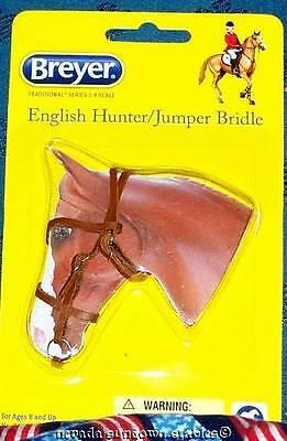 Breyer Model Horse Accessories English Hunter/Jumper Bridle