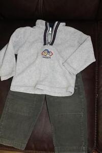 clothes size 2