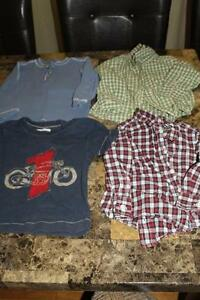 old navy size 3 shirts