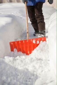 Do you need snow removal in the town of Gananoque?
