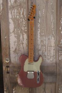 Fender Custom Shop Telecaster Heavy Relic