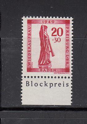 Baden, Nr. 40, postfrisch