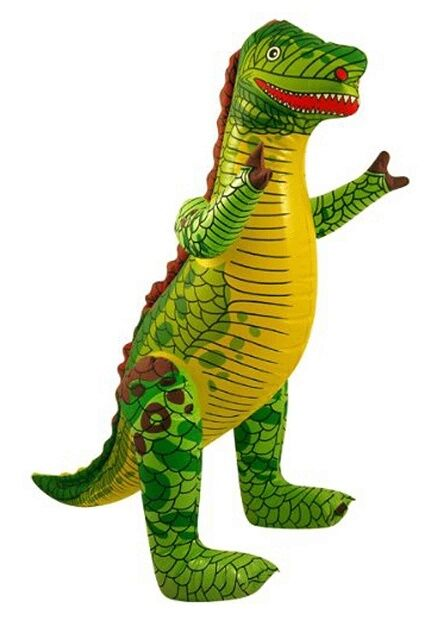 Inflatable Dinosaur 76cm Blow Up Children Kids Party Pool Beach Outdoor Toy X990