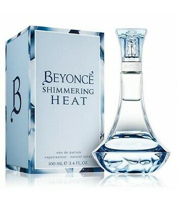 BEYONCE SHIMMERING HEAT 100ML EAU DE PARFUM SPRAY BRAND NEW & SEALED