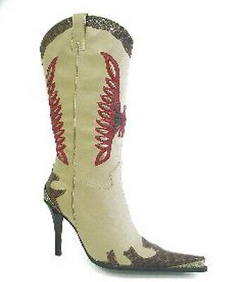 Dolly Parton Designer Western Stiefel High Heels  Gr.39 nur noch wenige Modelle