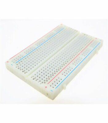 Transparent Mini Breadboard 400 Points 83X55MM ey
