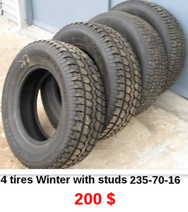 Tires -> New & Used