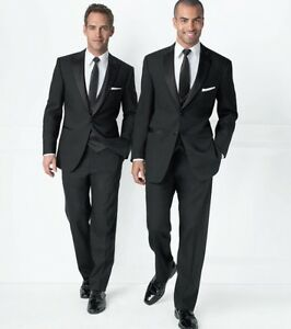 Tuxedo rentals available same day! $120 includes shoes & acc.