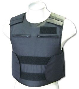 NIJ III-A stab and bulletproof body armour vest, Made in Canada Gatineau Ottawa / Gatineau Area image 2