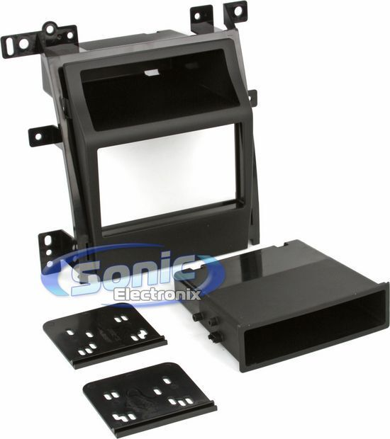 Metra 99-2010 Single/Double DIN Installation Dash Kit for 2005-2009 Cadillac STS