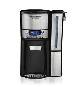Hamilton Beach Brew Station 12-Cup Coffee Maker - NEW