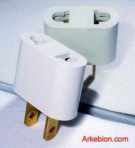 Adaptateur electrique voyage prise us japon m le fr femelle made in germany ebay - Prise electrique japon ...