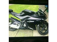 Yamaha YZF 125cc